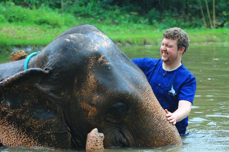 2 days elephant mahout training course